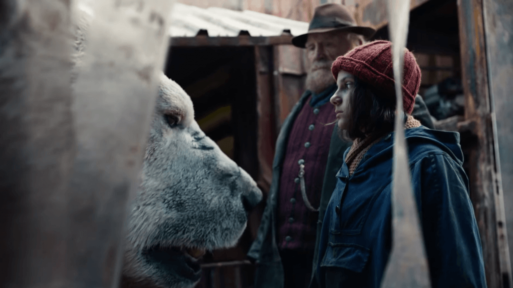 Tv-serien His Dark Materials