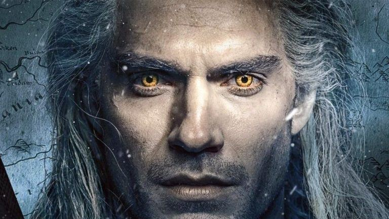 The Witcher på Netflix