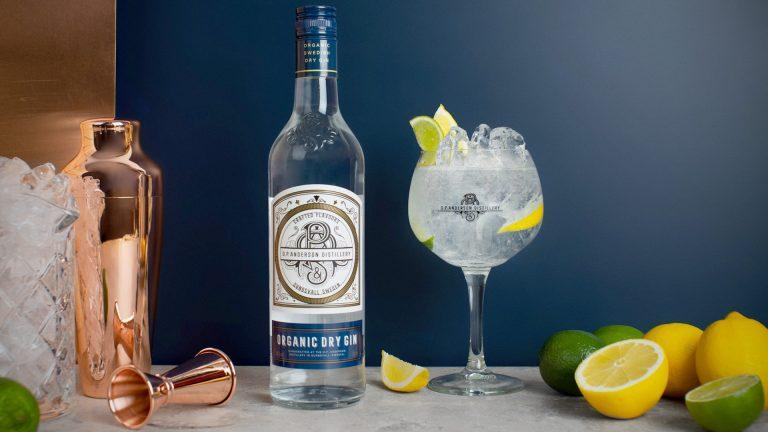 O.P Anderson Organic Dry Gin