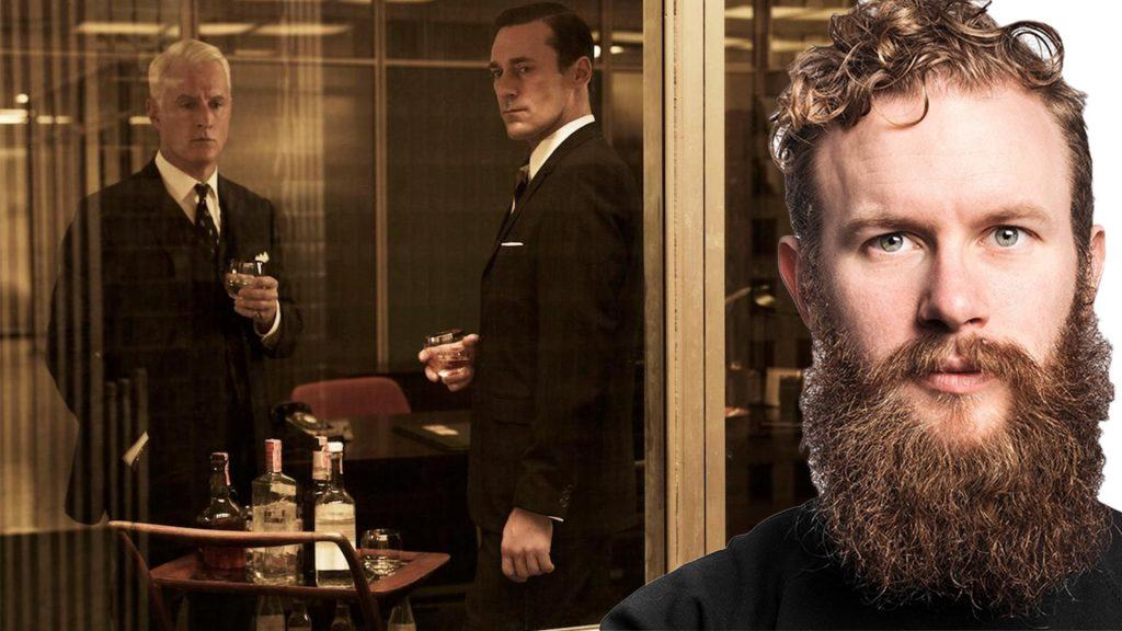 Emil Åreng och Mad Men