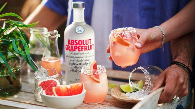 Absolut Grapefruit