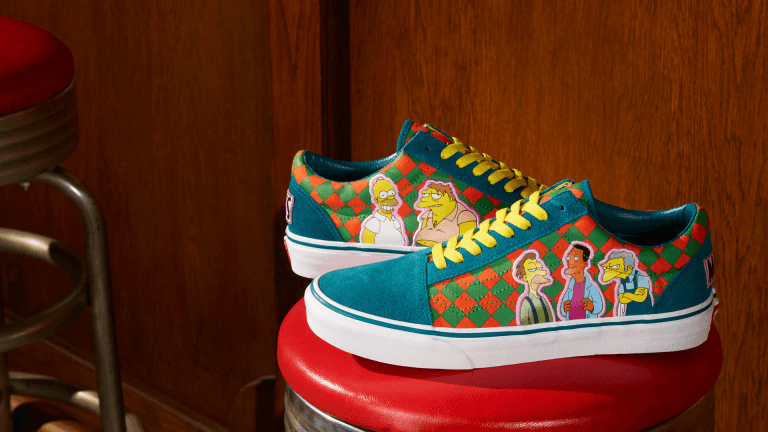 "Picture: Snart kan du köpa Vans nya ""The Simpsons""-skor"