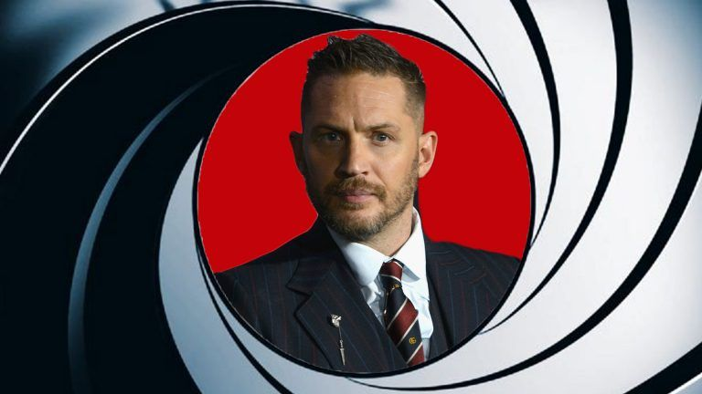 Tom Hardy som James Bond