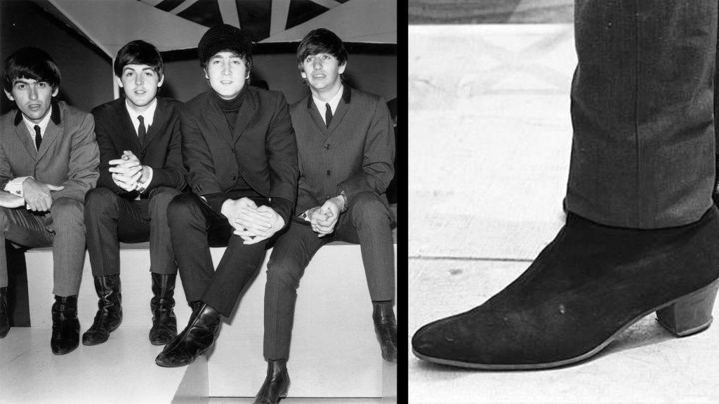 Dylan Beatles boots