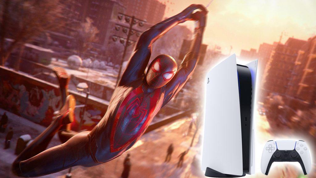 Spider-Man: Miles Morales och Playstation 5
