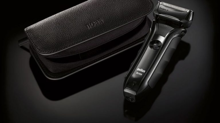 Picture: BOSS+Braun+Philips=Vass skäggtrio