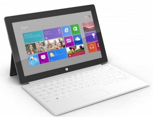 Picture: Recension av Microsoft Surface RT
