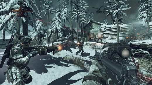 Picture: Ny trailer och intervju med Call of Duty Ghosts-teamets Tina Palacios