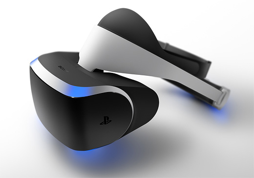 Picture: Sonys supersnygga virtual reality till PS4