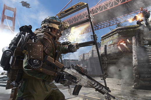 Picture: Så blir multiplayerspelet i Call of Duty: Advanced Warfare