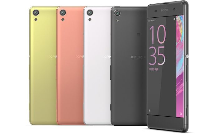 Picture: Sony släpper nya toppmodellen Xperia X Performance
