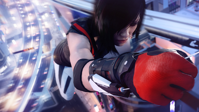 Picture: Mirror's Edge: Catalyst, nya expansionen till The Witcher 3 och två remastrade Batman-spel