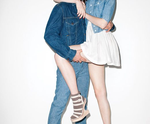 Picture: Levi's Chambray by Opening Ceremony