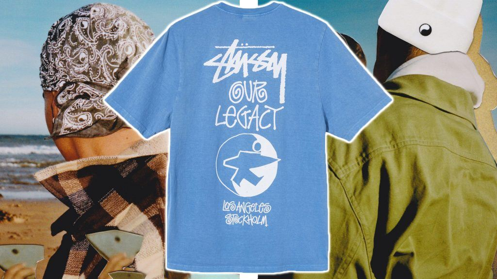 Our Legacys kollektion med Stussy