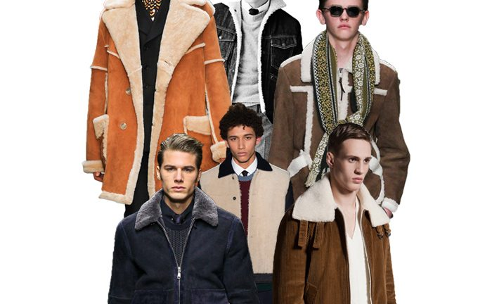 Picture: Måndagsmode: shearling
