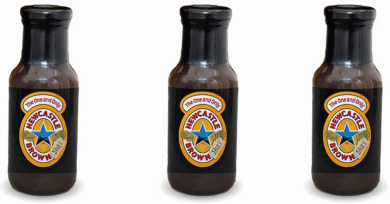Picture: Tips till grillen: Newcastle Brown Sauce