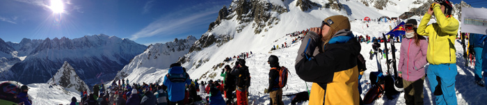 Chamonix Mont-Blanc, Freeride World Tour