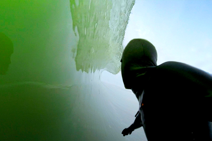 Go Pro Ice Cold Barrels