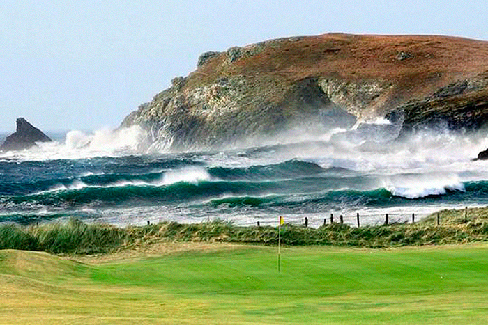 Newquay Golf Tours Cornwall