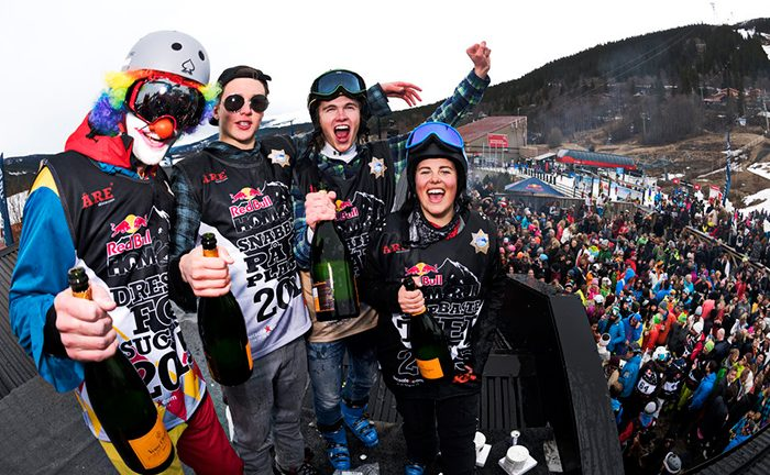 Red Bull Homerun Åre
