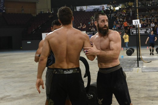 Athens Throwdown, a European competition in Cross Fit Sports took for the first time place in Athens
