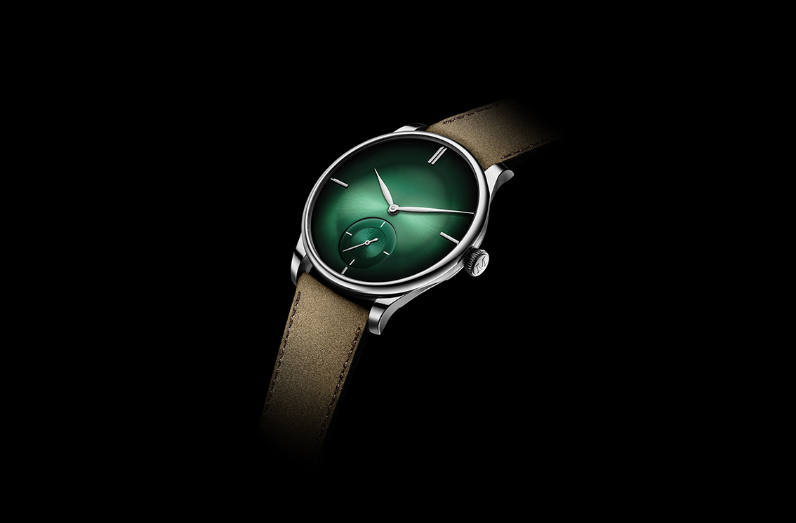 Moser watches