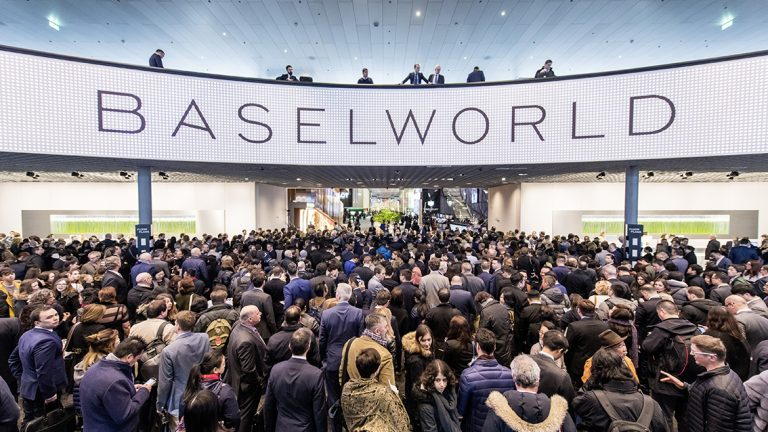 Picture: Swatch Group lämnar Baselworld