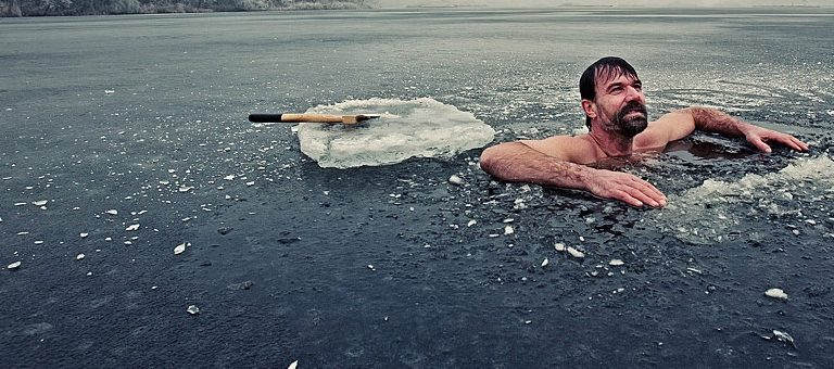 Picture: Wim Hof – The Iceman och The Lost Mountain Experience
