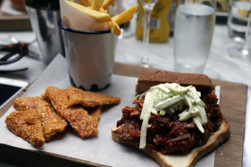 Picture: HOXTON GRILL