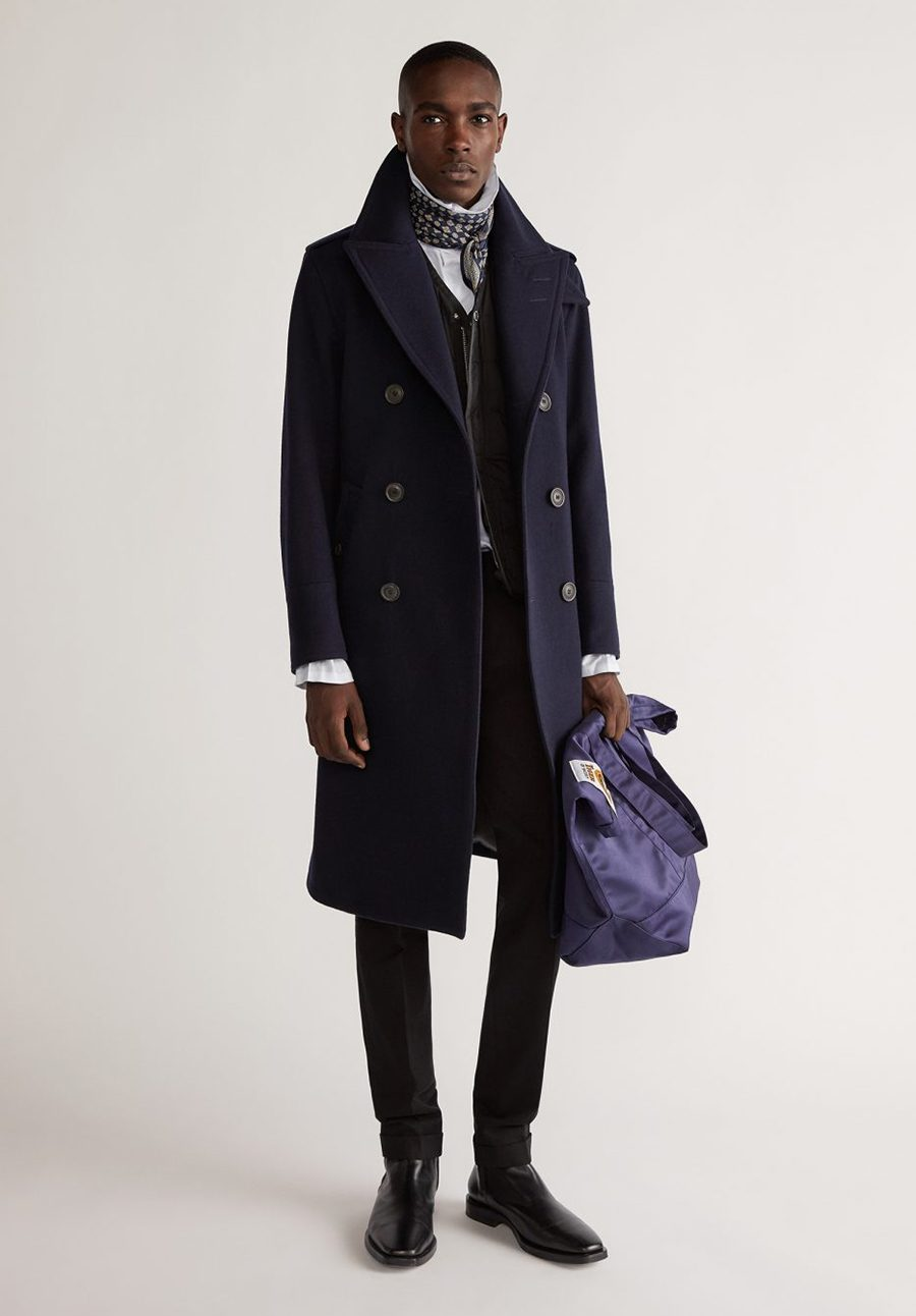 Tiger of Sweden fall 2018 menswear