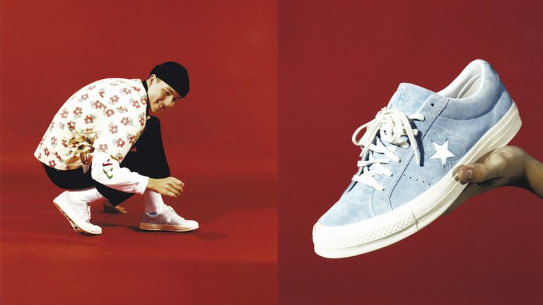 Picture: Tyler, The Creator släpper nya sneakers