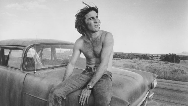 Picture: Beach Boys-trummisen Dennis Wilson levde och dog under den kaliforniska solen