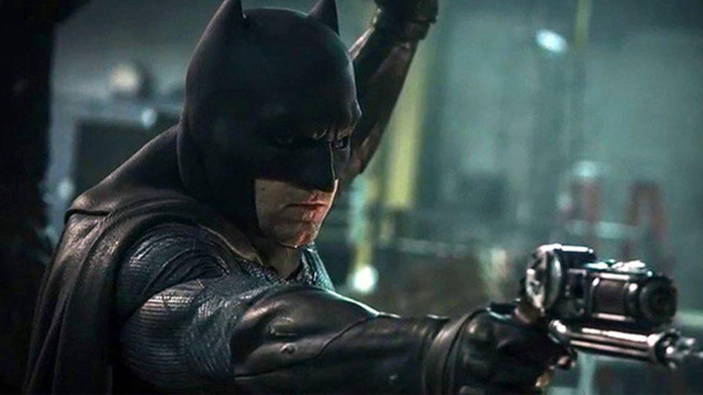 Ben Affleck som Batman
