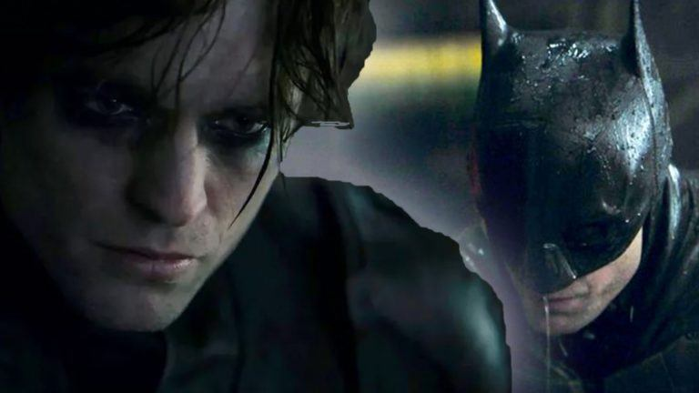 Robert Pattinson som The Batman