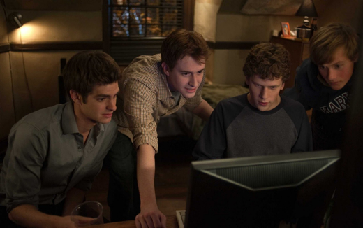 Picture: The Social network