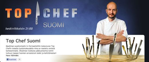 Picture: Mat-tv: Internationella Top Chefs