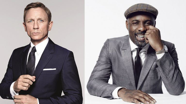 Picture: Producent: Idris Elba borde ta över som James Bond