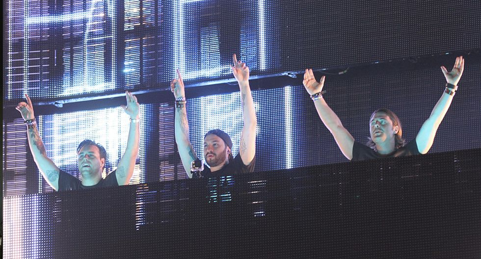 Video: Här återförenas Swedish House Mafia i Miami