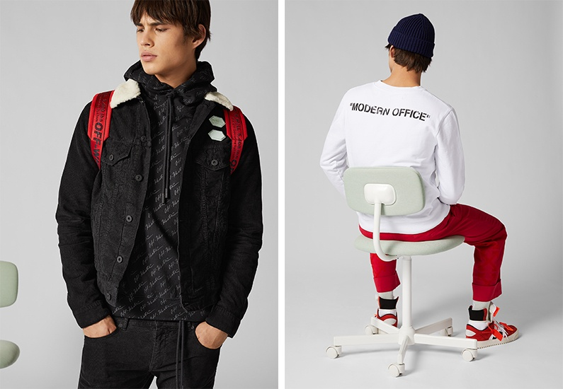 Mr Porter släpper kollektion med Off-White