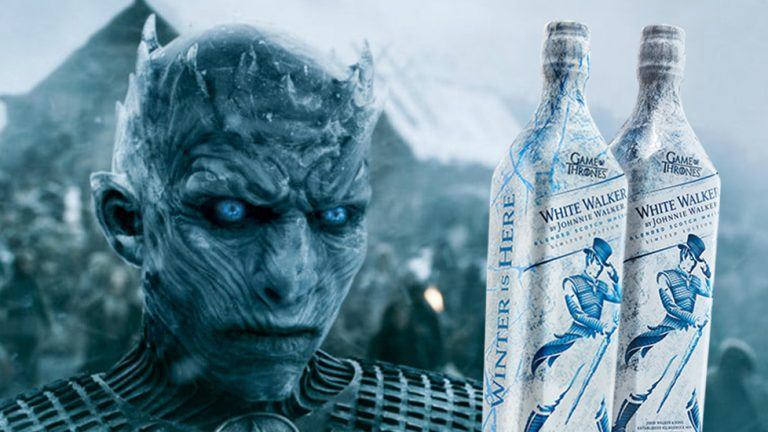 "Picture: Game of Thrones släpper whiskyn ""White Walker"""
