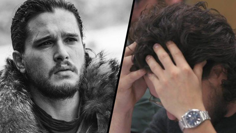 Kit Harington i Game of Thrones