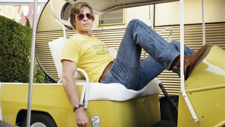 "Picture: Du kan köpa Brad Pitts ""Once Upon a Time in Hollywood""-boots – för 650 spänn"