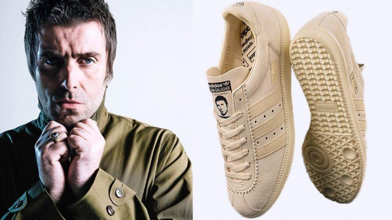 Picture: Liam Gallagher släpper stilrena sneakers med Adidas