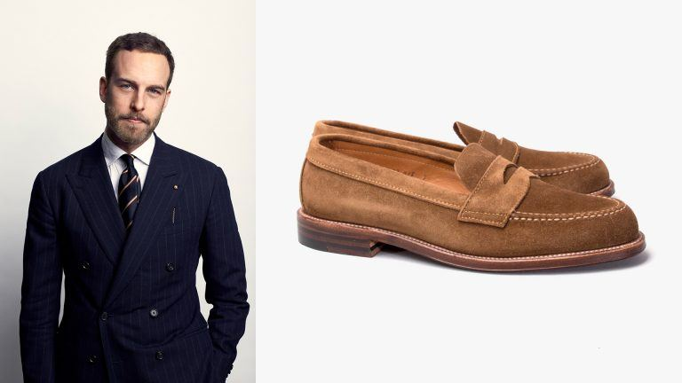 Picture: Andreas Weinås: Sommarens snyggaste penny loafers