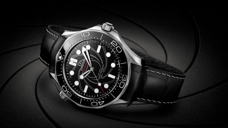 Picture: Omega presenterar nya toklyxiga James Bond-klockan