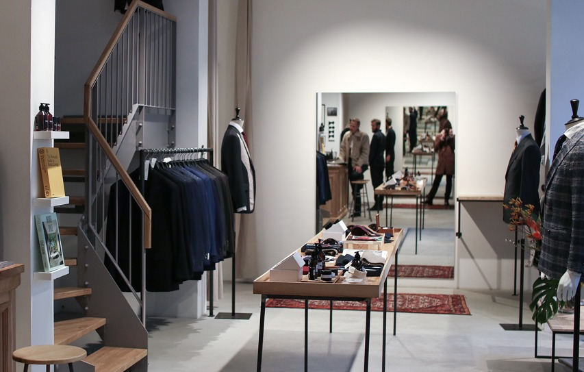 Best menswear stores in Berlin
