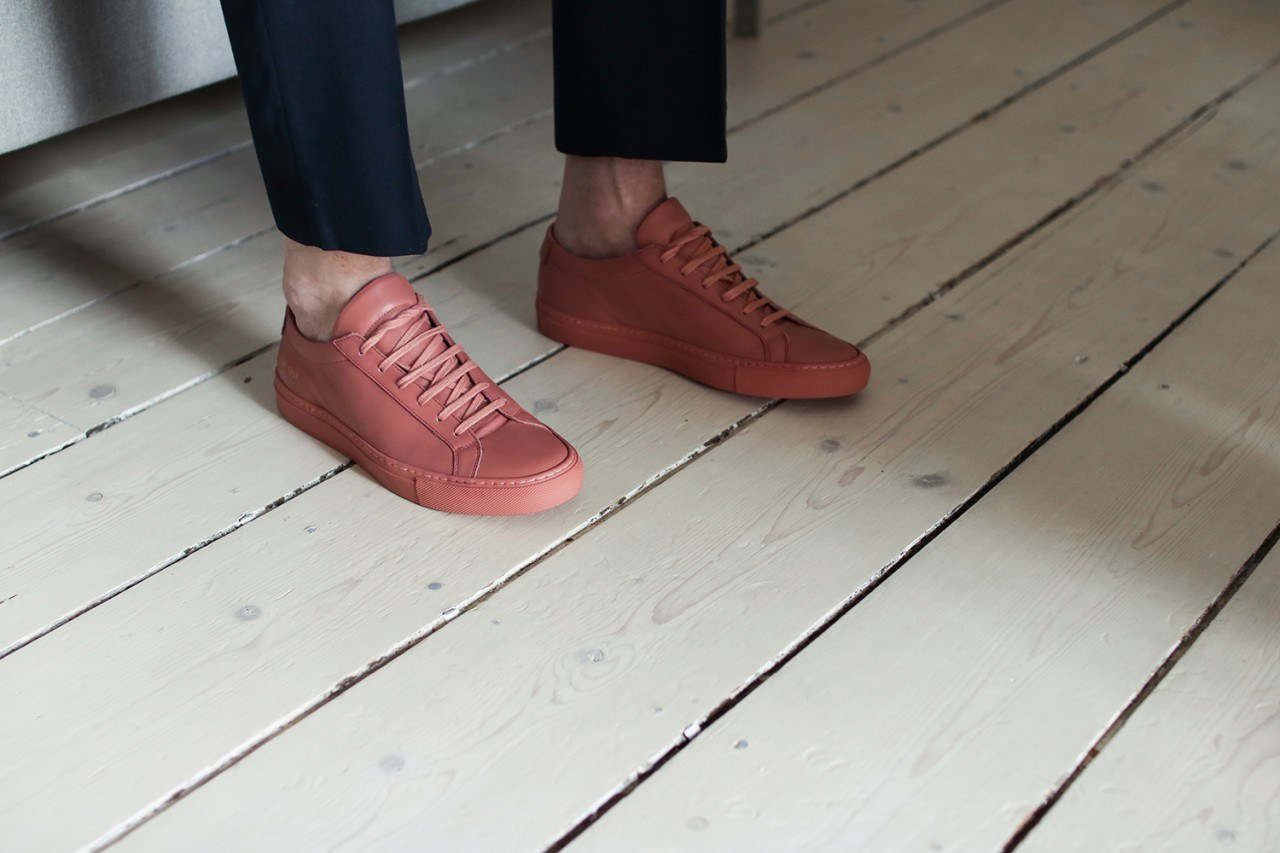tobiassikstrom Common Projects Man of a kind