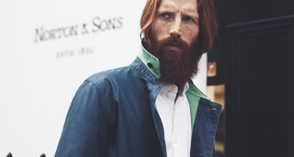 Norton & Sons for Barbour
