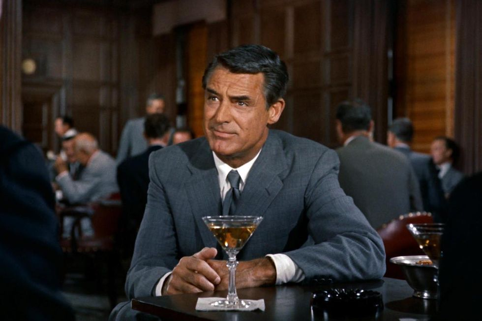 Fredagsinspiration - North by Northwest