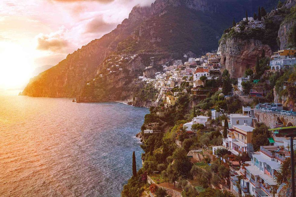 Fredagsinspiration - A Road Trip Through Amalfi